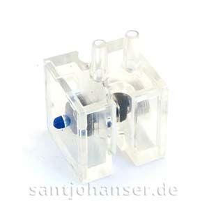 Pneumatik-Ventil geschlossen - Pneumatic valve closed