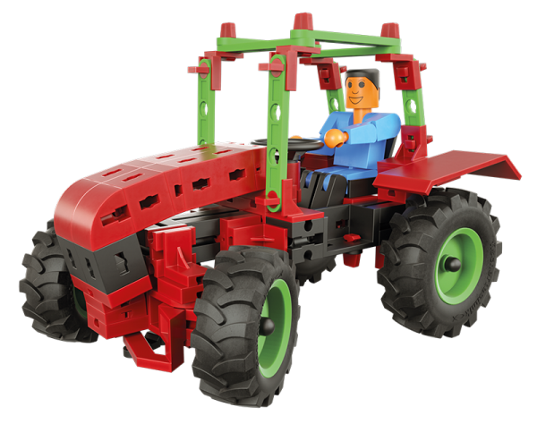 fischertechnik ADVANCED Tractors