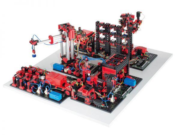 Fabrik-Simulation 24V - Simulation