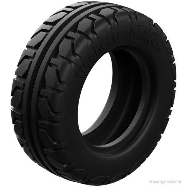 Reifen 65, schwarz