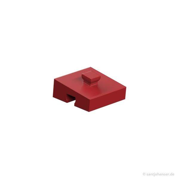 Winkelstein 7,5°, rot