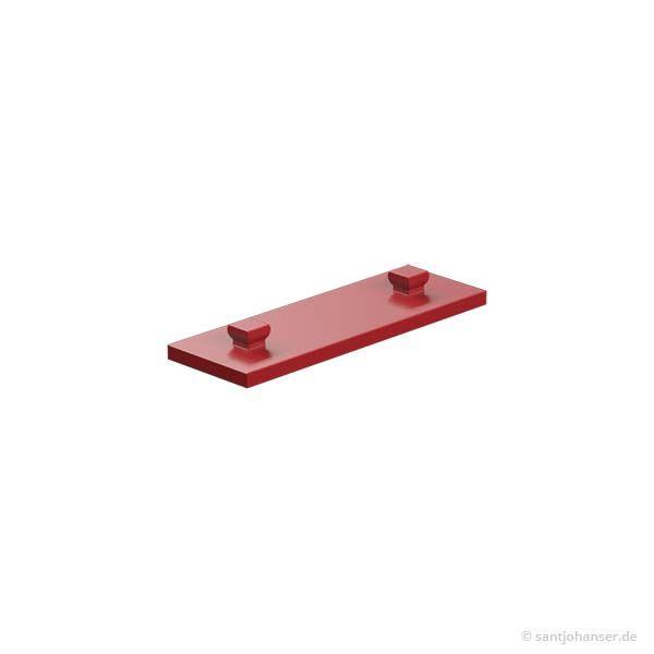 Bauplatte 15x45, rot