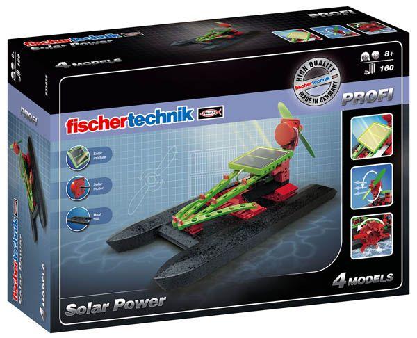 fischertechnik Solar Power