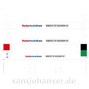 Bande Parcours ROBOTICS TXT Discovery