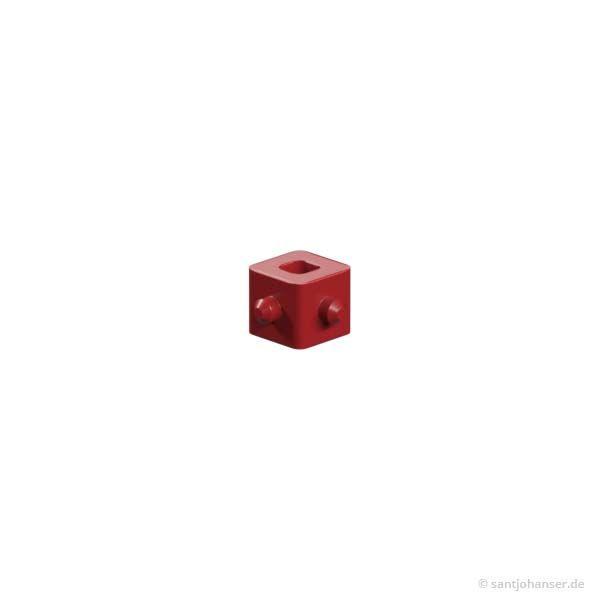Kardanwürfel, rot