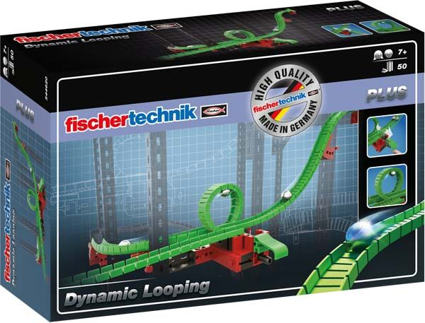 fischertechnik DYNAMIC PLUS Looping