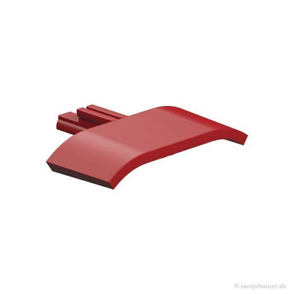 Kotflügel 36, rot