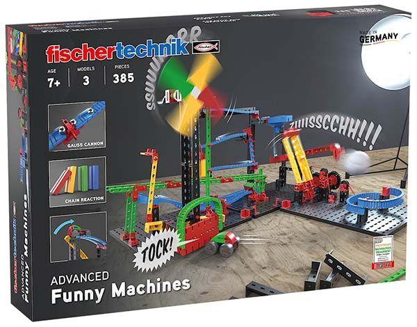 fischertechnik ADVANCED Funny Machines