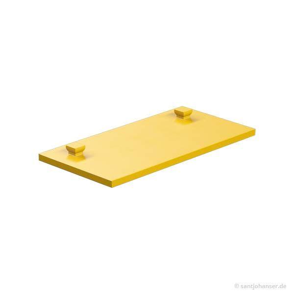 Bauplatte 30x60, gelb