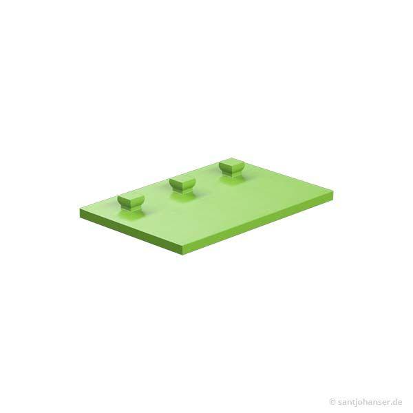 Bauplatte 30x45, grün