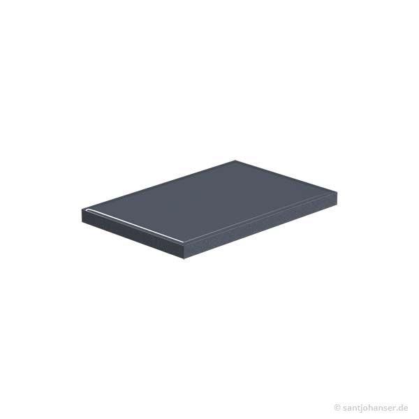 Spiegelplatte 45x30x3