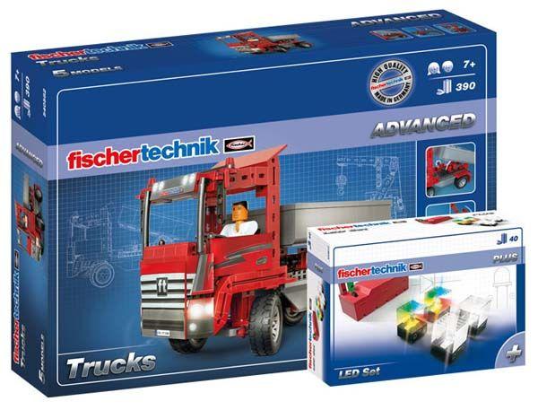 ADVANCED Trucks + LED Set