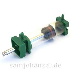 Hydraulik-Zylinder 60 grün