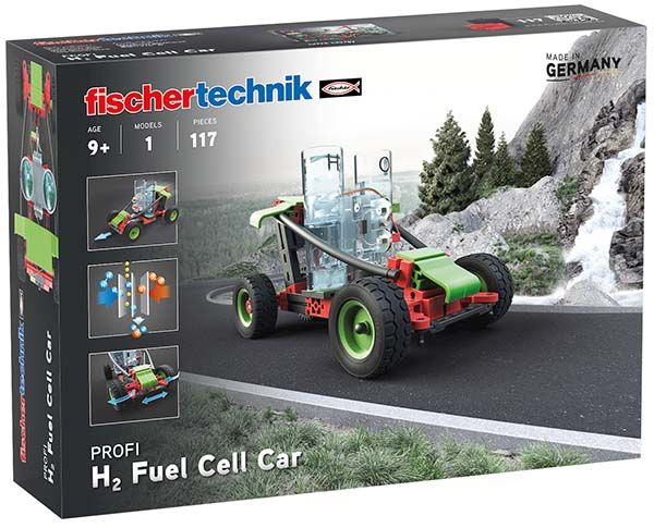 H₂ Fuel Cell Car