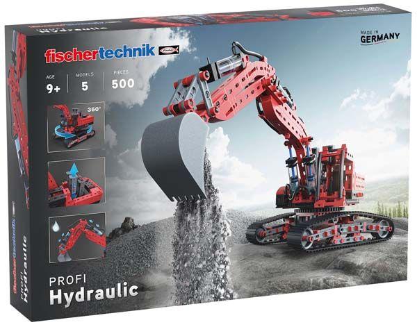 fischertechnik PROFI Hydraulic