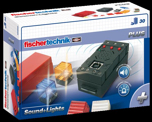 PLUS Sound+Lights Set