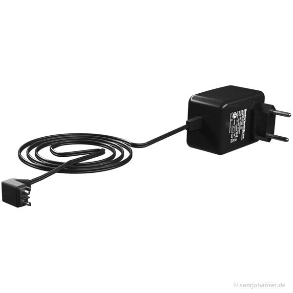 Ladegerät 8,4V 700mA, schwarz